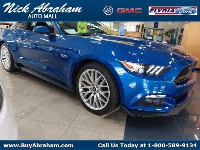 2017 Ford Mustang Vehicle Photo in ELYRIA, OH 44035-6349