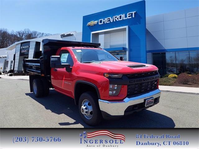 2021 Chevrolet Silverado 3500HD CC Vehicle Photo in Pawling, NY 12564-3219