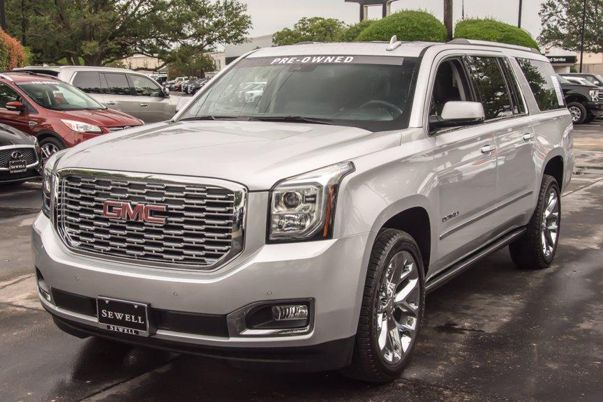 2019 GMC Yukon XL Vehicle Photo in Dallas, TX 75209