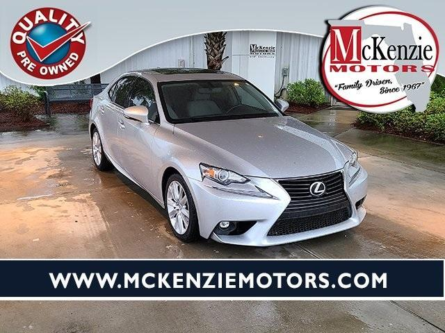 2015 Lexus IS 250 Vehicle Photo in Milton, FL 32570