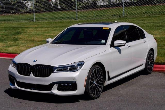 2019 BMW 750i Vehicle Photo in Charlotte, NC 28227