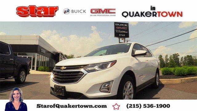 2018 Chevrolet Equinox Vehicle Photo in QUAKERTOWN, PA 18951-2312