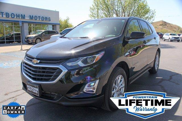 2018 Chevrolet Equinox Vehicle Photo in Miles City, MT 59301-5791