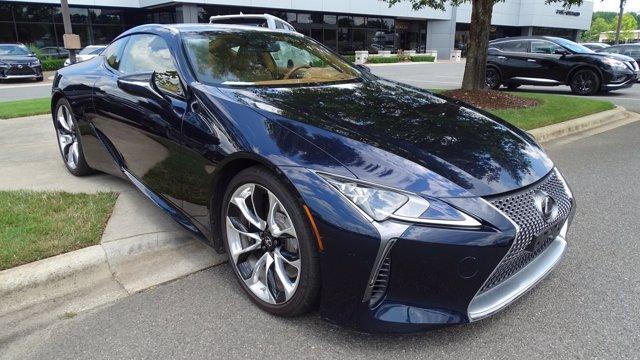 2018 Lexus LC 500 Vehicle Photo in Charlotte, NC 28212