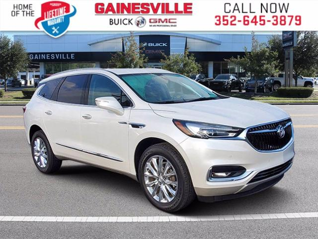 2018 Buick Enclave Vehicle Photo in GAINESVILLE, FL 32609-3647