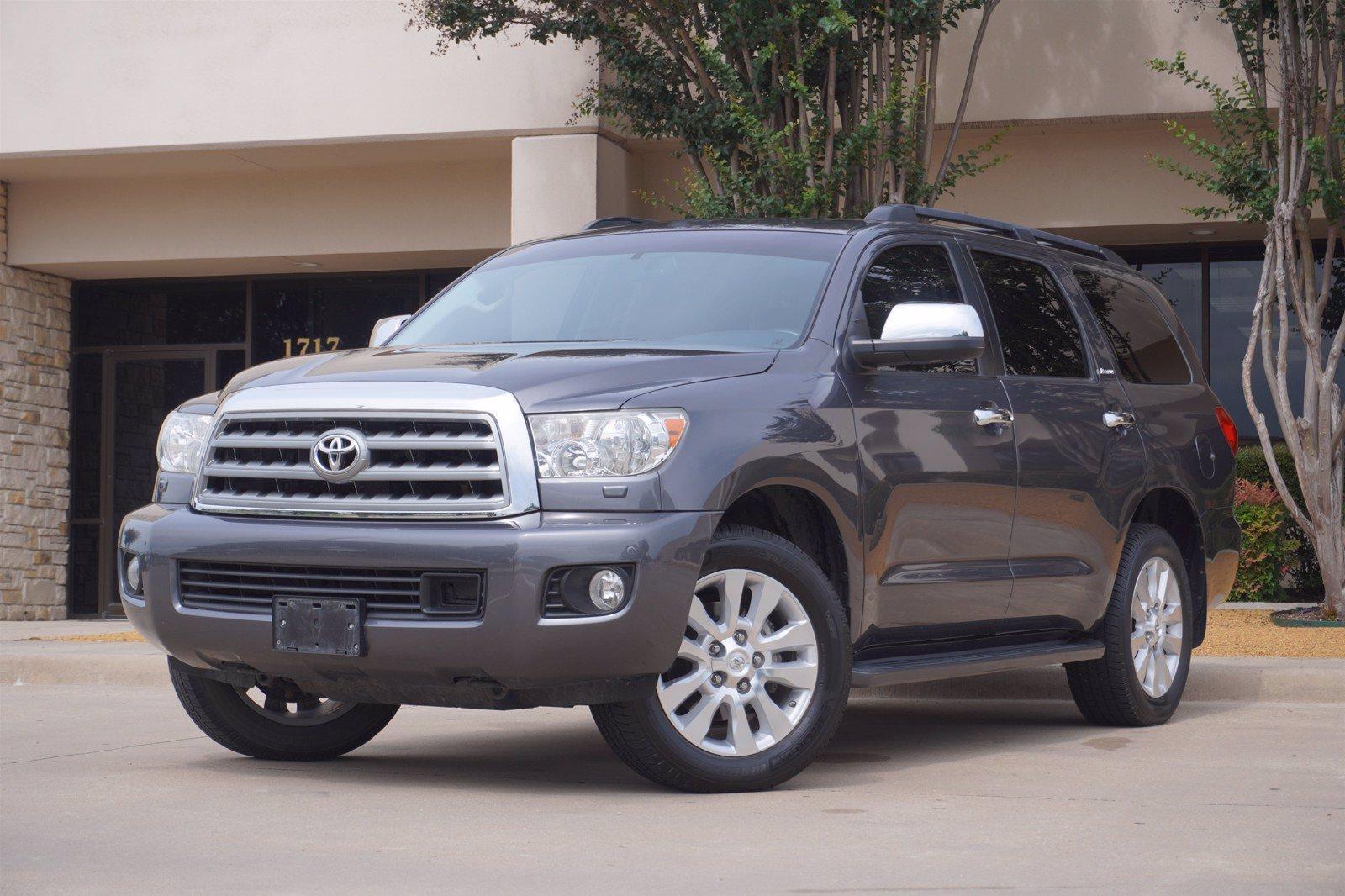 2016 Toyota Sequoia Vehicle Photo in Grapevine, TX 76051