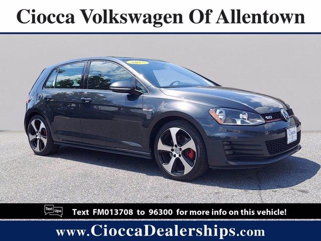 2015 Volkswagen Golf GTI Vehicle Photo in Allentown, PA 18103