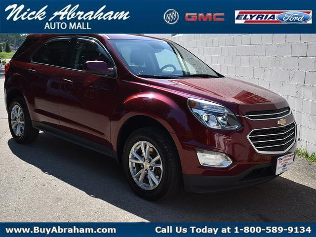 2017 Chevrolet Equinox Vehicle Photo in ELYRIA, OH 44035-6349
