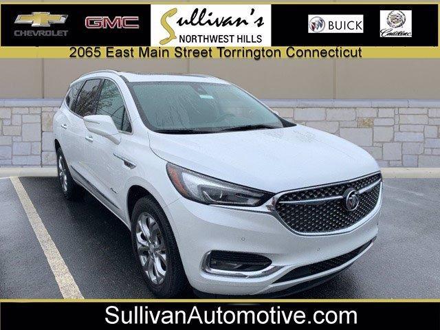 2020 Buick Enclave Vehicle Photo in TORRINGTON, CT 06790-3111