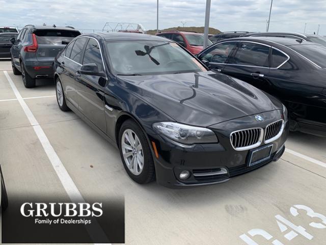 2016 BMW 528i xDrive Vehicle Photo in Grapevine, TX 76051