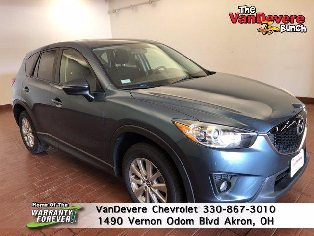 2015 Mazda CX-5 Vehicle Photo in AKRON, OH 44320-4088