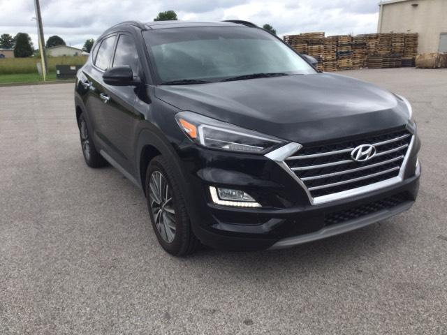 2020 Hyundai Tucson Vehicle Photo in Owensboro, KY 42303