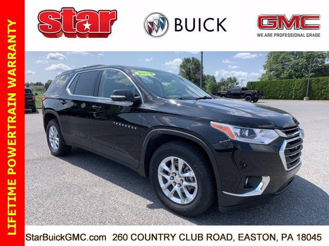 2019 Chevrolet Traverse Vehicle Photo in EASTON, PA 18045-2341
