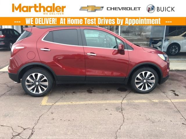 2021 Buick Encore Vehicle Photo in Redwood Falls, MN 56283