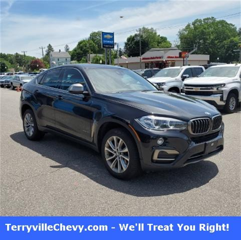 2018 BMW X6 xDrive35i Vehicle Photo in Terryville, CT 06786