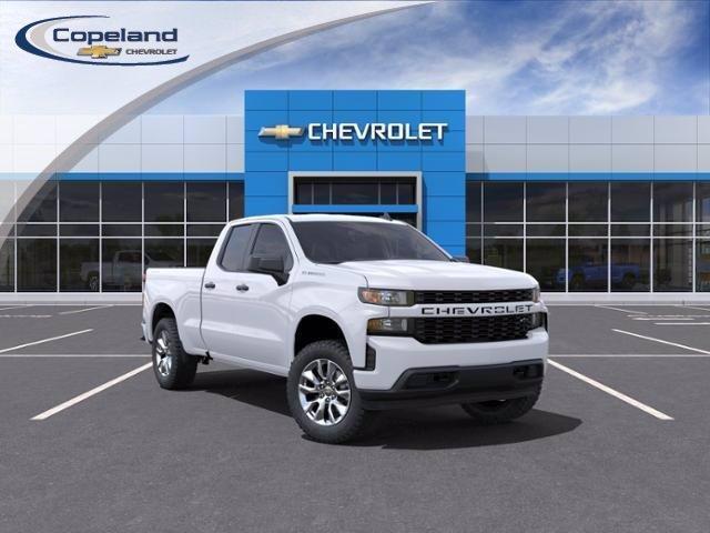 2021 Chevrolet Silverado 1500 Vehicle Photo in BROCKTON, MA 02301-7113