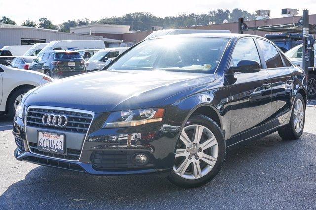 2011 Audi A4 Vehicle Photo in Colma, CA 94014