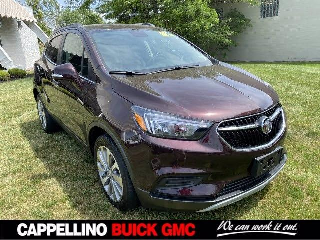 2018 Buick Encore Vehicle Photo in Williamsville, NY 14221