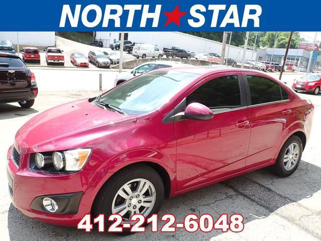 2014 Chevrolet Sonic Vehicle Photo in Pittsburgh, PA 15226