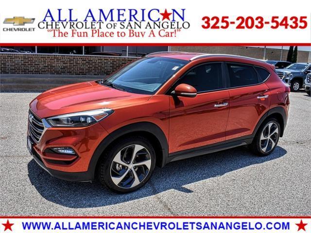 2016 Hyundai Tucson Vehicle Photo in SAN ANGELO, TX 76903-5798