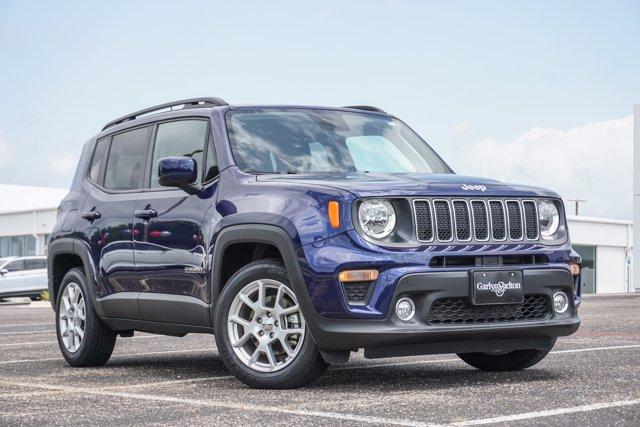 2019 Jeep Renegade Vehicle Photo in TEMPLE, TX 76504-3447