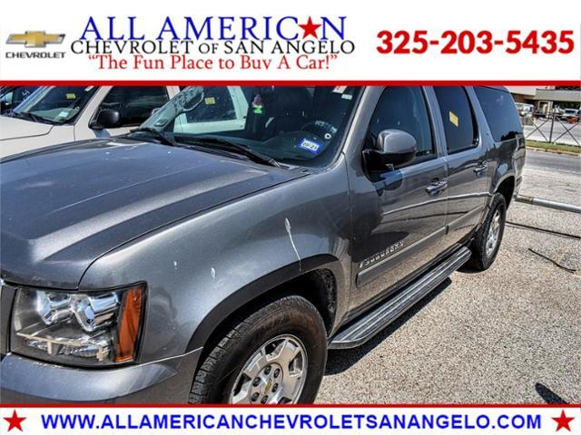 2007 Chevrolet Suburban Vehicle Photo in SAN ANGELO, TX 76903-5798