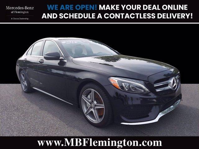 2016 Mercedes-Benz C-Class Vehicle Photo in Flemington, NJ 08822