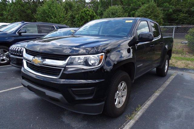 2019 Chevrolet Colorado Vehicle Photo in MONROE, NC 28110