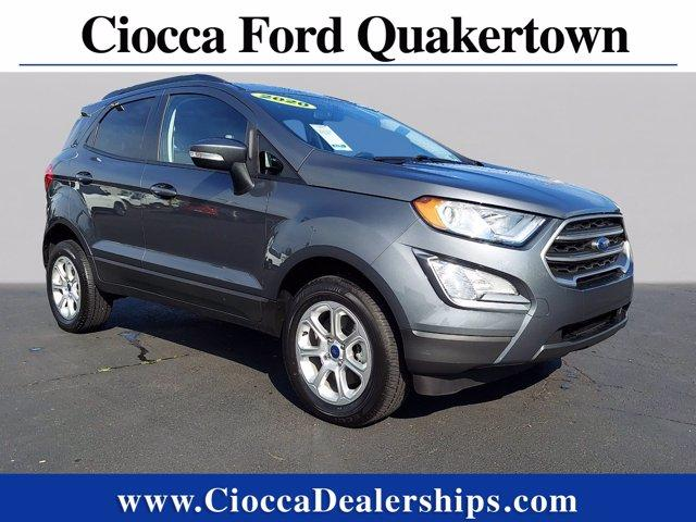 2020 Ford EcoSport Vehicle Photo in Quakertown, PA 18951