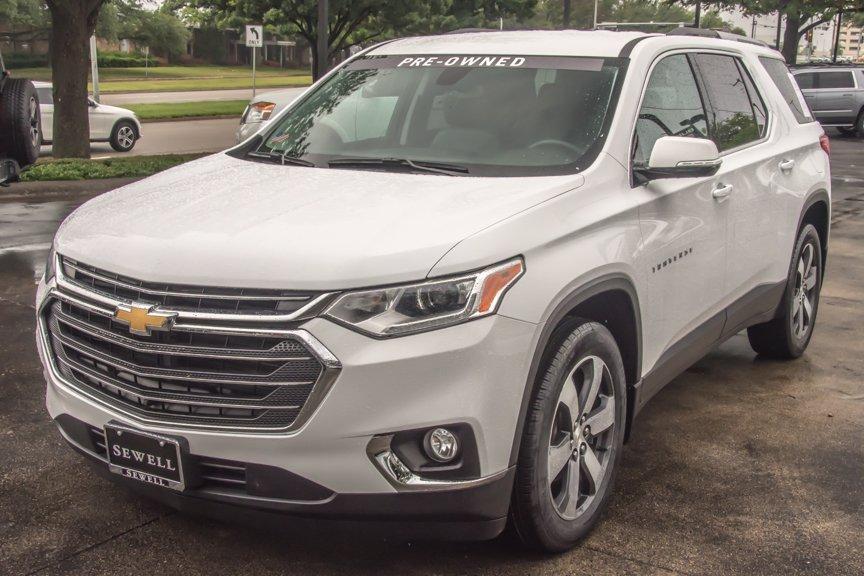 2018 Chevrolet Traverse Vehicle Photo in Dallas, TX 75209