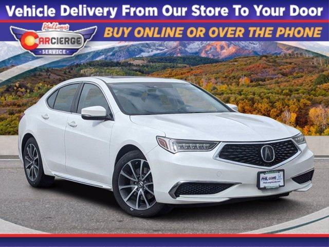 2018 Acura TLX Vehicle Photo in Colorado Springs, CO 80905