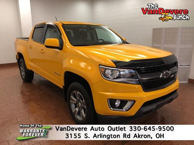 2018 Chevrolet Colorado Vehicle Photo in Akron, OH 44312