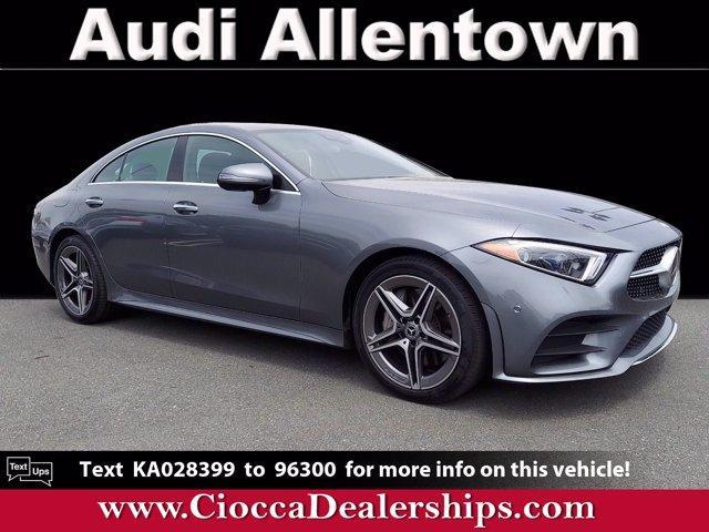 2019 Mercedes-Benz CLS Vehicle Photo in Allentown, PA 18103