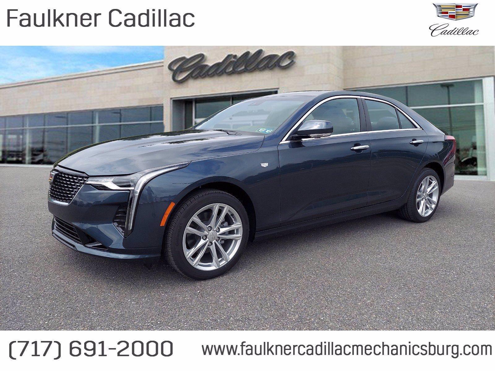2021 Cadillac CT4 Vehicle Photo in Mechanicsburg, PA 17050