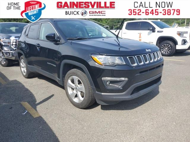 2018 Jeep Compass Vehicle Photo in GAINESVILLE, FL 32609-3647