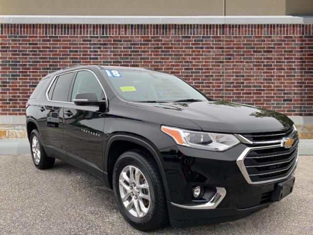 2018 Chevrolet Traverse Vehicle Photo in HUDSON, MA 01749-2782