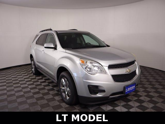 2013 Chevrolet Equinox Vehicle Photo in ALLIANCE, OH 44601-4622