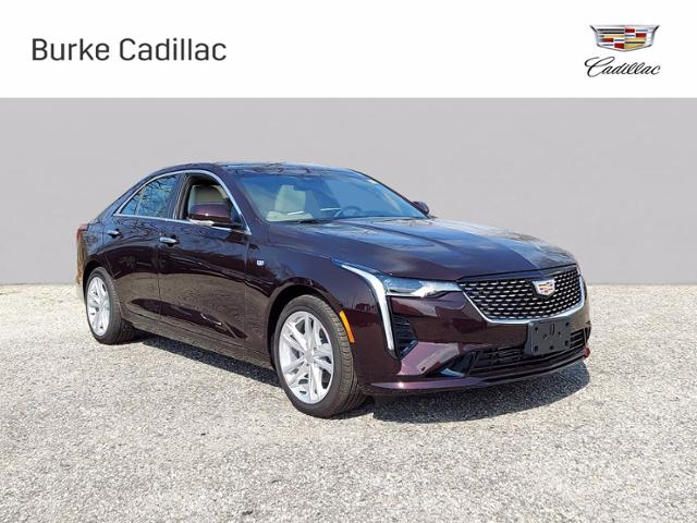 2021 Cadillac CT4 Vehicle Photo in CAPE MAY COURT HOUSE, NJ 08210-2432