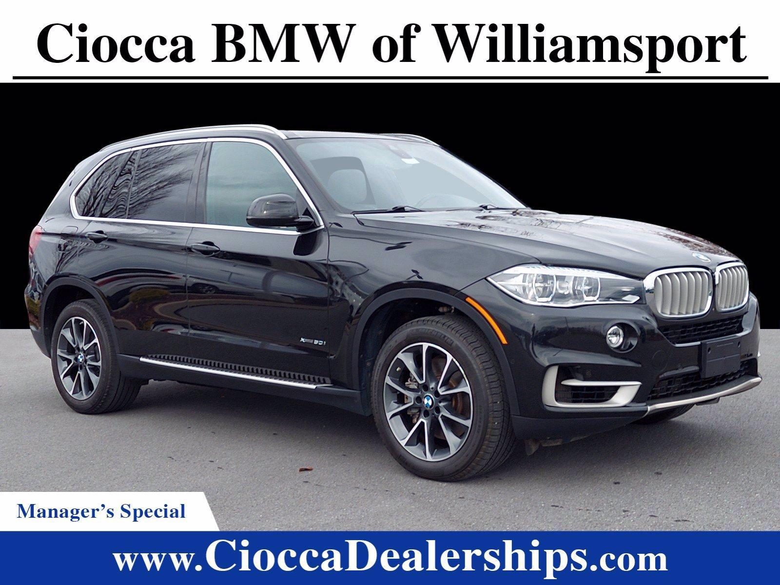 2018 BMW X5 xDrive50i Vehicle Photo in Muncy, PA 17756