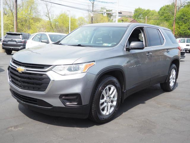 2018 Chevrolet Traverse Vehicle Photo in Tarentum, PA 15084