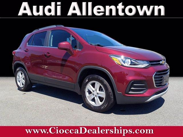 2017 Chevrolet Trax Vehicle Photo in Allentown, PA 18103