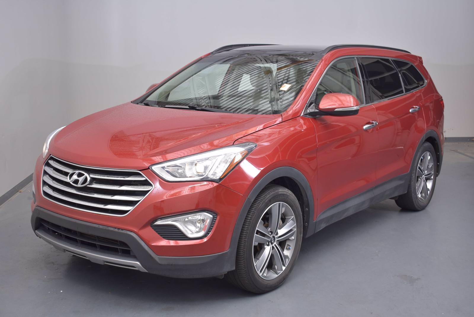 2014 Hyundai Santa Fe Vehicle Photo in Cary, NC 27511