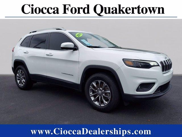 2019 Jeep Cherokee Vehicle Photo in Quakertown, PA 18951