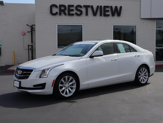 Used Cadillac Ats Sedan West Covina Ca