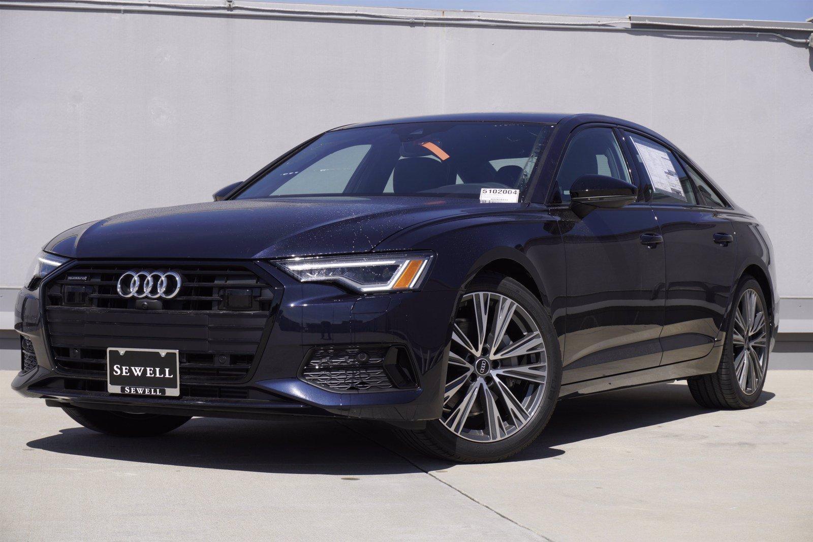 2021 Audi A6 Vehicle Photo in Sugar Land, TX 77478