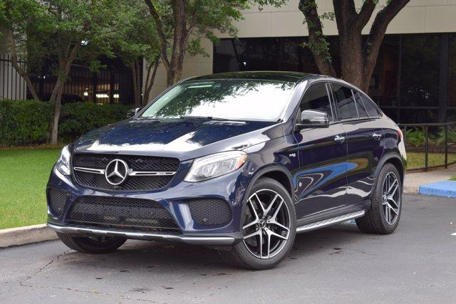 2018 Mercedes-Benz GLE Vehicle Photo in Dallas, TX 75209