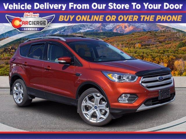 2019 Ford Escape Vehicle Photo in Colorado Springs, CO 80905