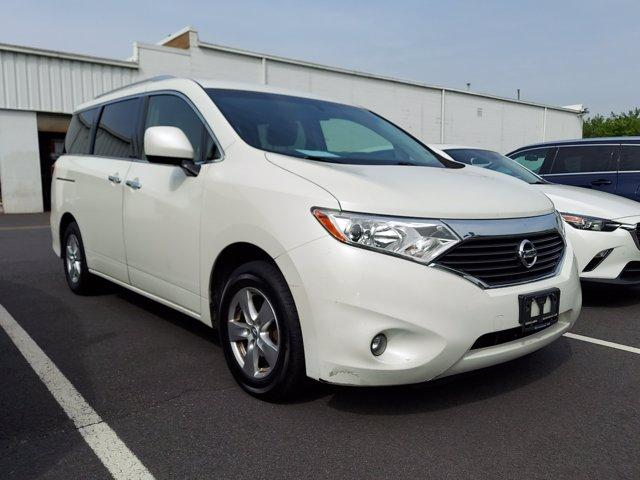 2017 Nissan Quest Vehicle Photo in Trevose, PA 19053