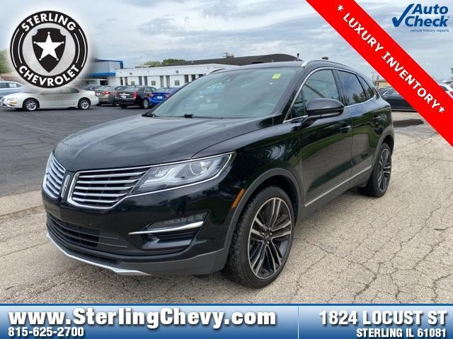 2017 LINCOLN MKC Vehicle Photo in STERLING, IL 61081-1198