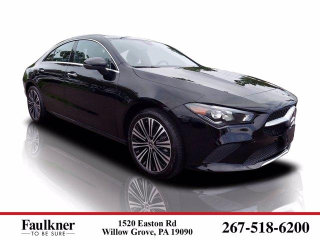 2021 Mercedes-Benz CLA Vehicle Photo in Willow Grove, PA 19090